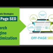 The Ultimate Strategies for Off-Page SEO | Search Engine Optimization