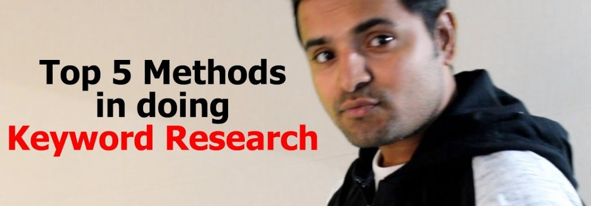 Top 5 Methods for Doing Keyword Research   Best Ranking Techniques