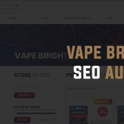 Vape Bright SEO Audit