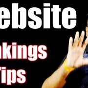 how to rank website on google first page in hindi