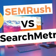 ⚔️ SEMRush vs Searchmetrics | Both SEO Softwares Compared Against Each Other !