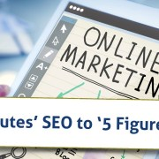 5 Mins SEO to 5 Figure Sale [From Glazing GPS Webinar]