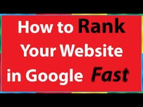How to Rank your Article in google search engine    Rank your website    Get more views