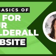 SEO For Builderall Websites Designed  For Beginners 2019