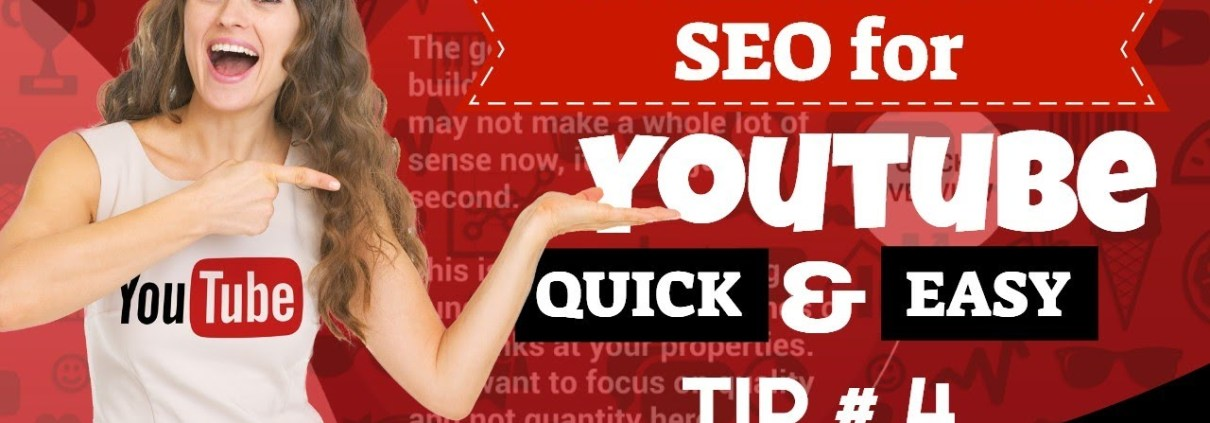 SEO for Youtube Tip # 4 | Best videos ranking Backlinks | YouTube Channel Authority in 2019 |  [4/8]