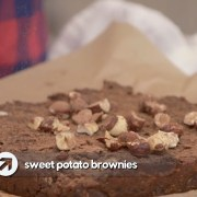 Sweet Potato Brownies | Naturally, Danny Seo