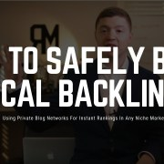The CHEAPEST Way To Build Local SEO Backlinks