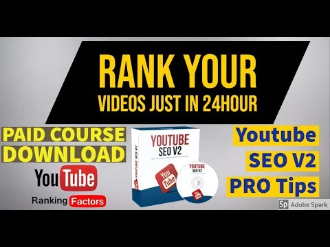 Youtube Video seo - Complete 4000 Hrs Time watch + 1k Subs in 7 days