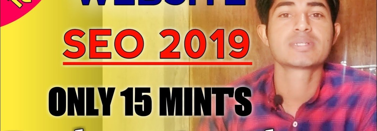Advance Seo in 15 Mint's | Rank On Google | Website Seo Step by Step in hindi 2019