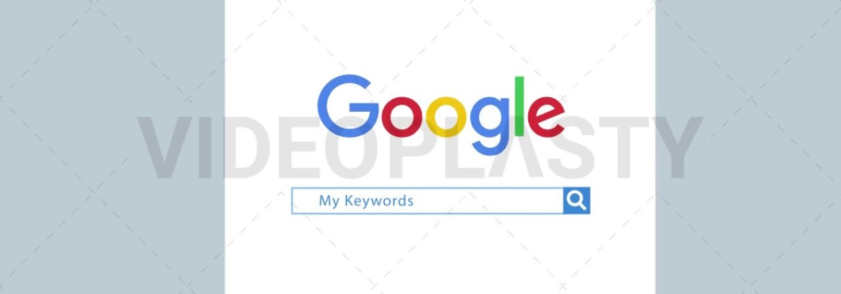 Google SEO Ranking Stock Animation [MOV & GIF]