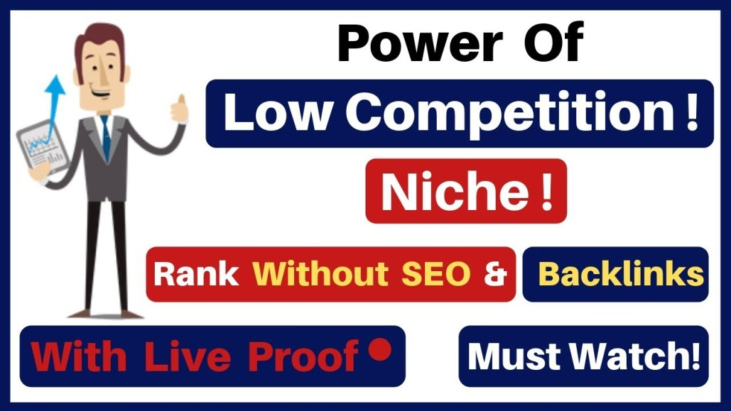 Niche Relevant Backlinks