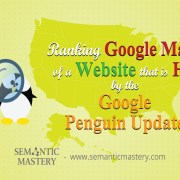 Ranking Google Maps if the Website is Hit By the Google Penguin Update