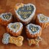 Fluffy Hamper Dog Boy Cakes