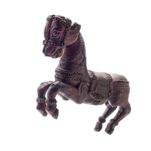 Vikings Igor Oran Glynn O'Donovan Screen Used Horse Figurine Ss 6