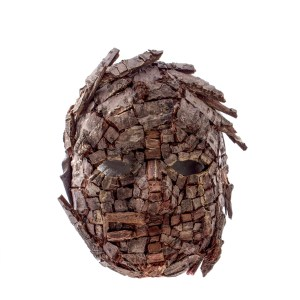 Vikings  Screen Worn Ritual Mask Ep 607
