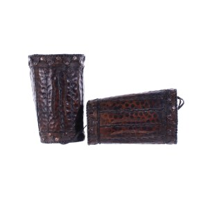Vikings Ubbe Jordan Patrick Smith Screen Worn Cuffs Ss 5