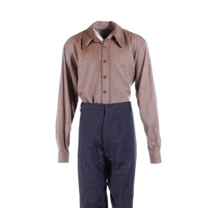 Fargo Gaetano Fadda Salvatore Esposito Screen Worn Stunt Stage 1 Shirt & Pants Ep 408