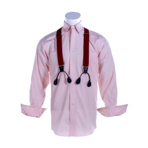Fargo Josto Fadda Jason Schwartzman Screen Worn Stage 3 Shirt & Suspenders Ep 411