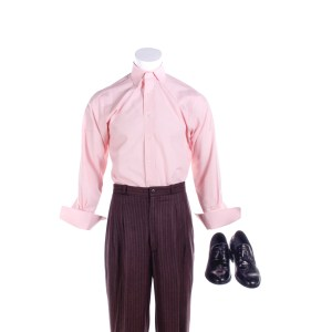 Fargo Josto Fadda Production Worn Shirt Pants & Shoes