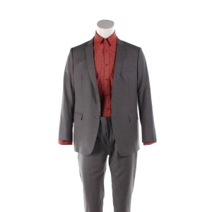 Lot #60 – Bill & Ted Face The Music (2020) Ted Theodore Logan Stunt Double Suit Shirts & Socks
