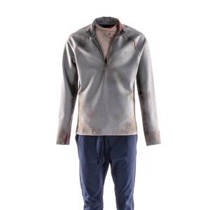 Lot #160 – Most Dangerous Game (2020-) Dodge Tynes Stunt Double Sweater Pants & Shirt Ss 1