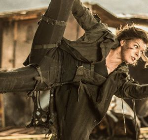 Lot #177 – Resident Evil The Final Chapter (2016) Alice Milla Jovovich Costume