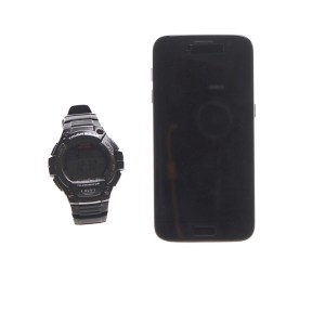 Lot #18 – Bad Trip Bud Malone  Lil Rel Howery Screen Used Phone & Watch