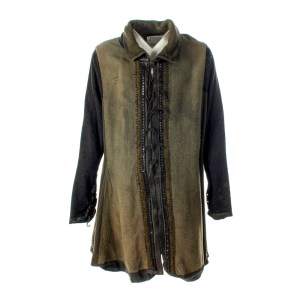 Lot #45 – Vikings Berserker Robert Follin Screen Worn Stage 2 Tunic Ep 404