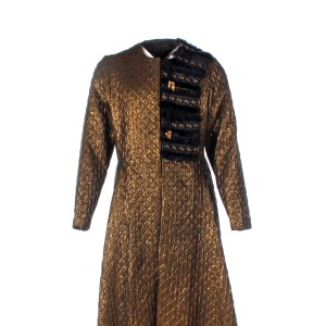 Lot #167 – Vikings Oleg Danila Kozlovsky Production Worn Robe