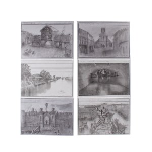 Lot #593 – Vikings Production Used Ivar's Tattoo Storyboards & York Sketches Ss 5