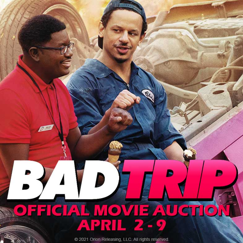 Bad Trip Movie Auction