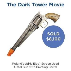 The Dark Tower Roland's Gun