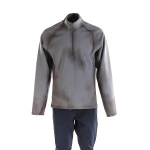 Lot #178 – Most Dangerous Game (2020-) Dodge Tynes Stunt Double Stage 3 Sweater & Pants Ss 1