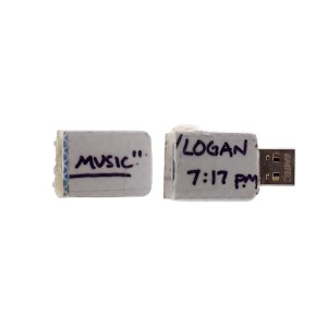 Lot #49 – Bill & Ted Face The Music (2020) Bill/Ted  Production Used Jump Drive
