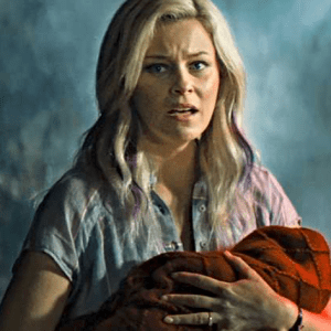Lot #76 – Brightburn (2019) Tori Breyer Elizabeth Banks Screen Used Pieces Of Hair Extensions & Film Production Reports