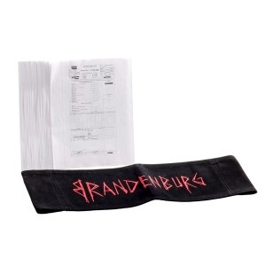 Lot #72 – Brightburn (2019) Production Used Brandenburg Chairback & 31 Crew Call Sheets