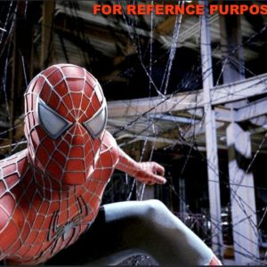Lot #230 – Spider-Man 3 (2007) Spider-Man Tobey Maguire Production Made Eye Shell Lens