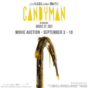 Candyman Movie Auction - September 3 - 10
