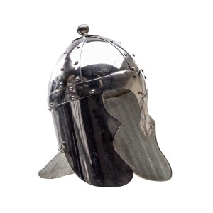 Lot #78 – Game of Thrones (2011-2019) Production Used Knight Helmet