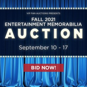 Bid Now in the Fall Auction