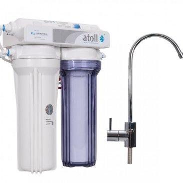 Проточный питьевой фильтр D-30 STD