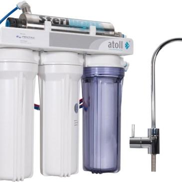 Проточный питьевой фильтр D-31shu STD