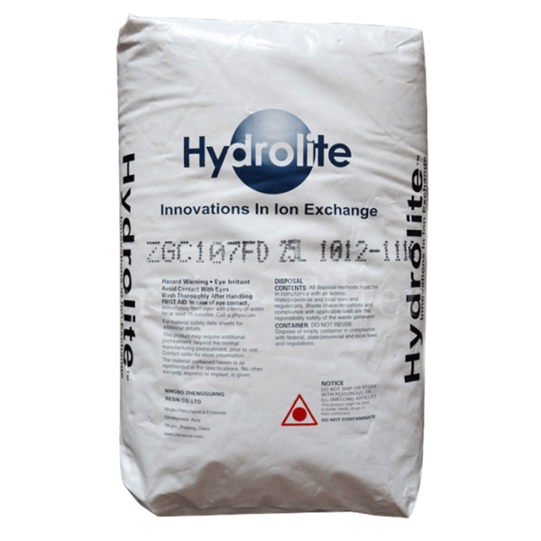 Смесь смол для деионизации воды HYDROLITE ZGMB8410