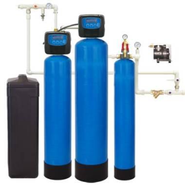 Магистральная подготовка воды (очистка воды) в таунхаусах и коттеджах