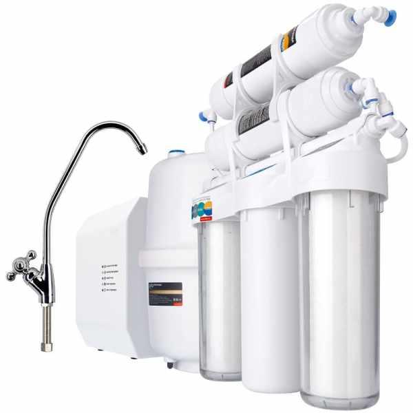 Сплит-система обратного осмоса Praktic Osmos Stream OU600