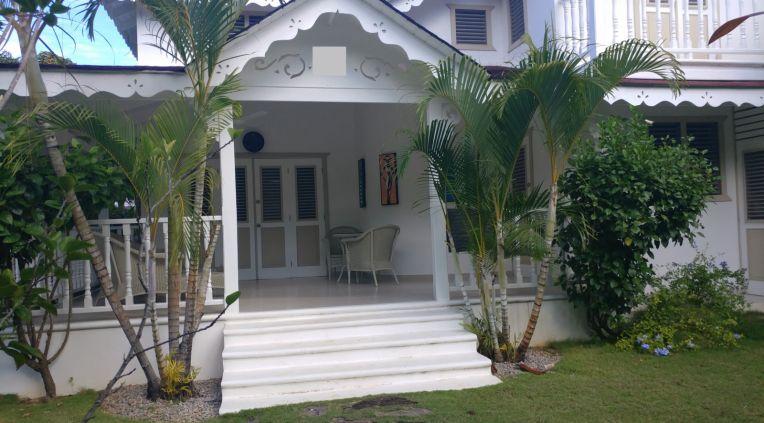 Hermosa Villa En Jardín Tropical Las Terrenas