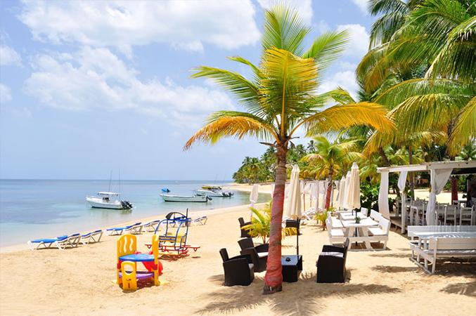 Ubicación: <span>Playa Las Ballenas</span>