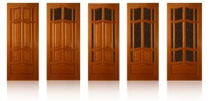 межкомнатные двери Филенчатыми