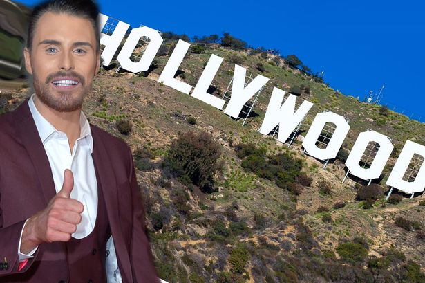 Rylan wants to conquer Hollywood after starring in Absolutely Fabulous