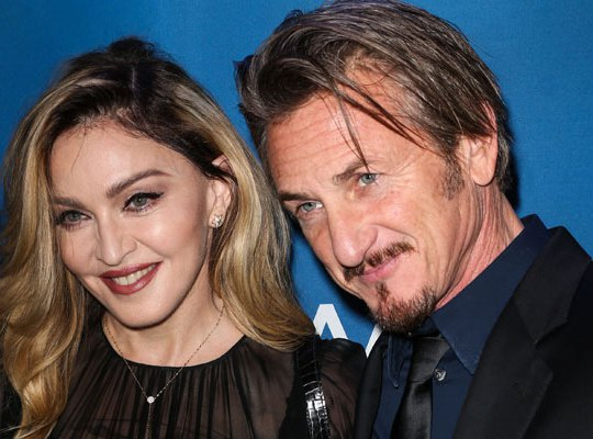 Inside The Real Reason Sean Penn & Madonna Are Together Again